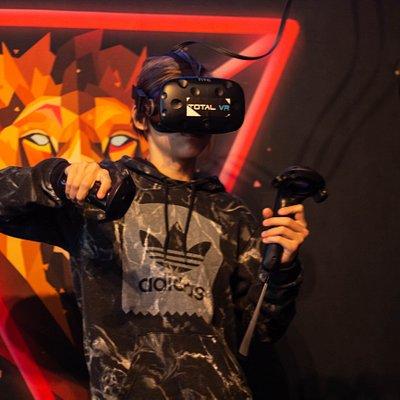 VR Arcade in Bangkok