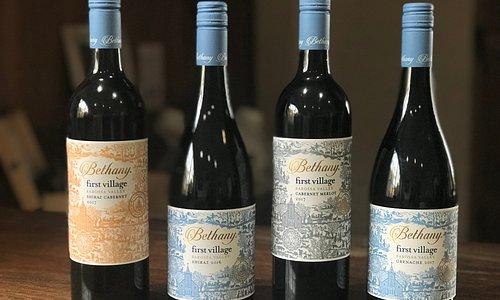 First Village wines