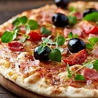 Pizza sur place ou à emporter ... FAIT MAISON !