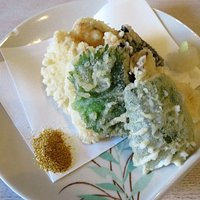 鯰(なまず)の天ぷら