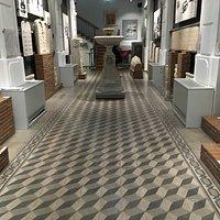1-ый этаж музея
