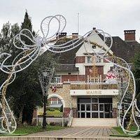 Parc de la Mairie de Roissy-en-France : Mairie