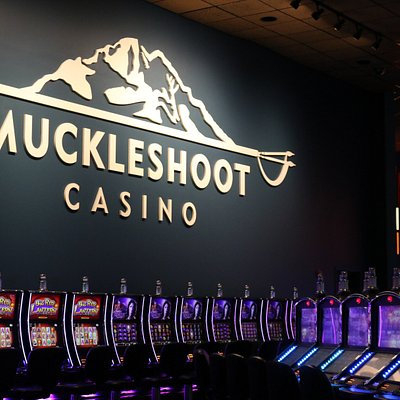 Muckleshoot Casino in Auburn, Washington.