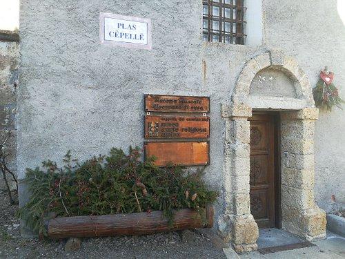 Museo di Arte Religiosa Alpina