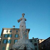 Fontana della Minerva