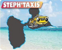 Steph's taxis logo