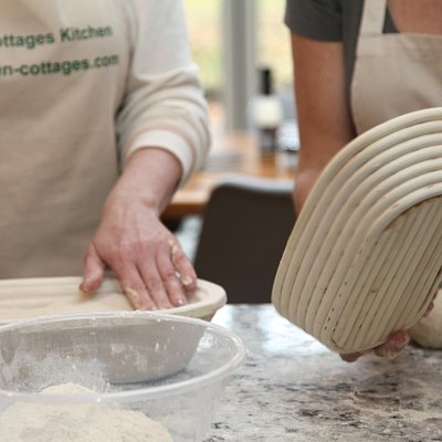 Lots of lovely dough!