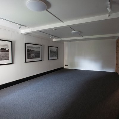 Room One: The gallery is made up of two floors and 4 rooms.