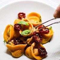tortellini - Chef Tommaso Melzi