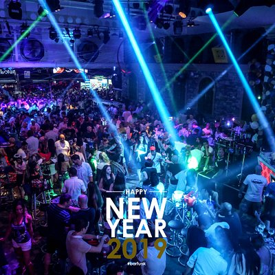 New Years Celebration at Barfunk