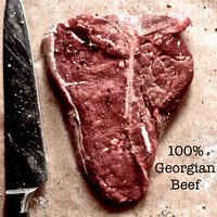 100% Georgian Meat