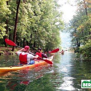 Kayak Tour of Endine lake with BergamoXP!