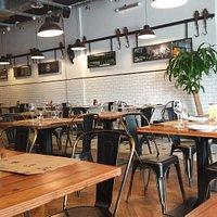 Ambiente do restaurante