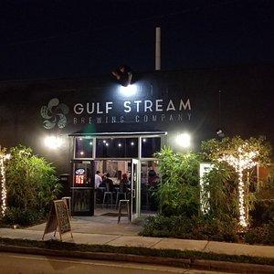 Gulf Stream Brewery on 13th St.