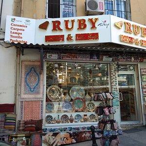 Ruby Ceramics Gift Shop