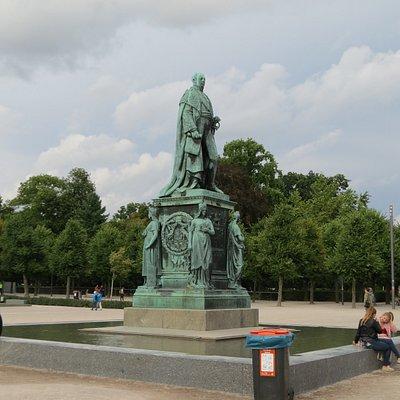 Памятник Карлу Фридриху