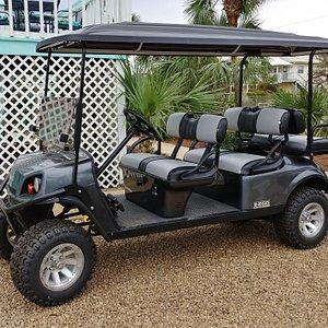 6 Seat Golf Carts