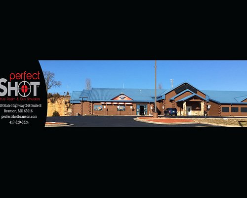 Perfect Shot's new location. Watch FB and the website for updates on the Opening Date in early 2019.