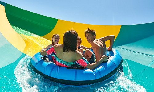 Beach Blanket Banzai is the longest waterslide in Nevada!
