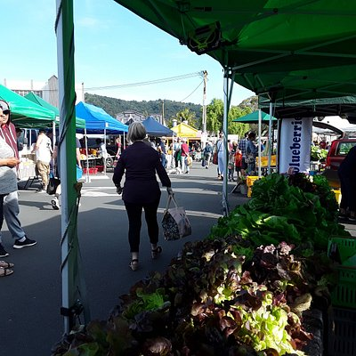 Whangarei Growers Market - on every Saturday 6am to 10am in the Water St carpark, Whangarei.  In this market you are buying direct from the people who grew the produce.