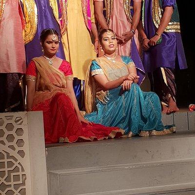 Ghungroo cultural dance performers