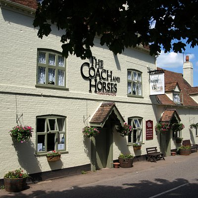 The Coach andHorses Harvington