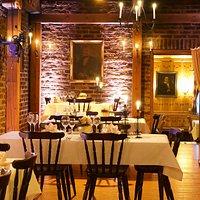 Restaurant Steinsmühle Unsere Hans Sachs – Stube (Das Kerzenzimmer)