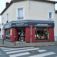 Boutique d'Antiquités
