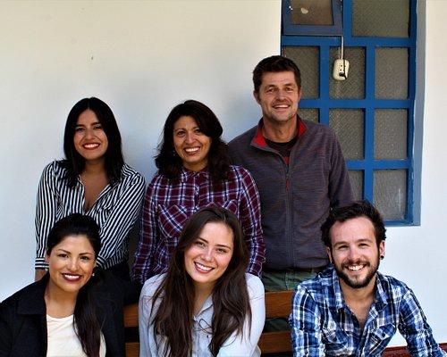 Staff Proyecto Peru 2019
