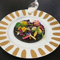 Salade de quinoa et légumes croquants