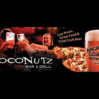 The new Coconutz Bar & Grill!