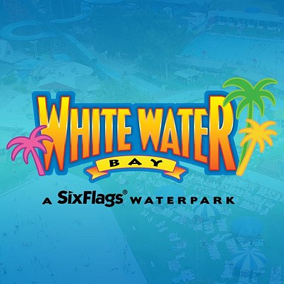 White Water Bay has a new logo!
