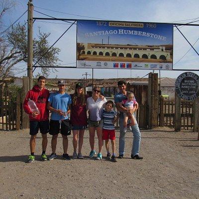 Patrimonio de la Humanidad Salitrera Santiago Humberstone, Iquique
