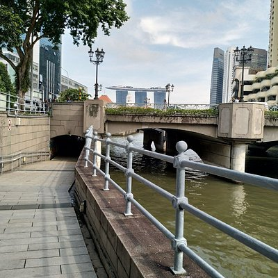 Commemorative 8km walk in Singapore well worth the time to discover