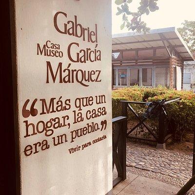 Gabriel Garcia Marquez Casa Museo