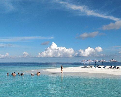 beautifull day   sand bank visit