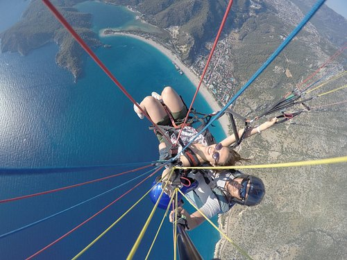 Myfriendoo Paragliding