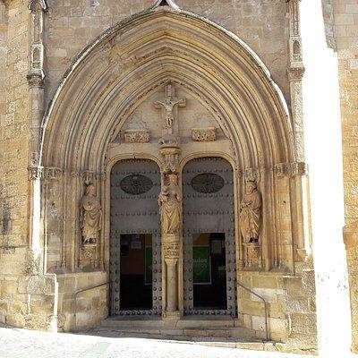 Iglesia de Santa María del Salvador