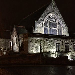 Holy Trinity sits in the centre of Dunfermline and has members from all across West Fife