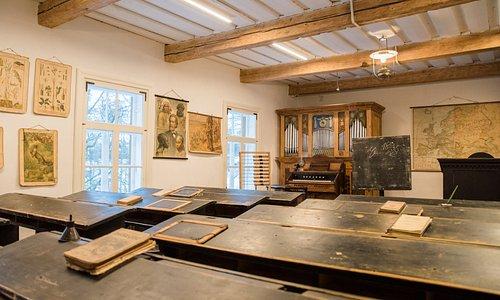 Classroom, Photo by Liina Laurikainen