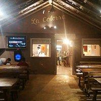 La Cotorra - Pizzeria Restaurant & Bar in downtown Samana.