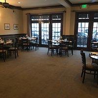 Dalesio's  interior dining room
