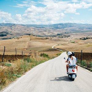 The Vespa Trip - Tuscany