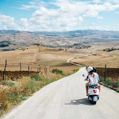 The Vespa Trip - Tuscany