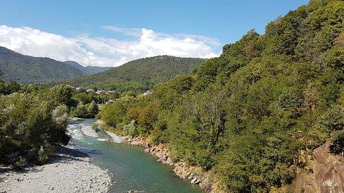 Lanzo Torinese - tour per tutti i gusti dalla pianura all'alta quota ..sempre su sterrati facili o di varia difficoltà