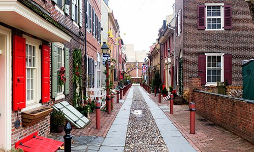 Oldest street in America