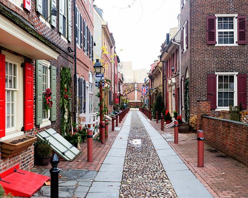 Oldest street in America