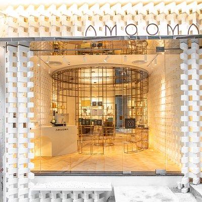 AMOOMA Shopfront