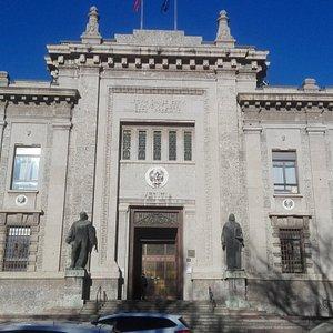 facciata tribunale