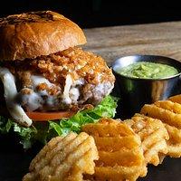 La mejor hamburguesa de Pozuelo